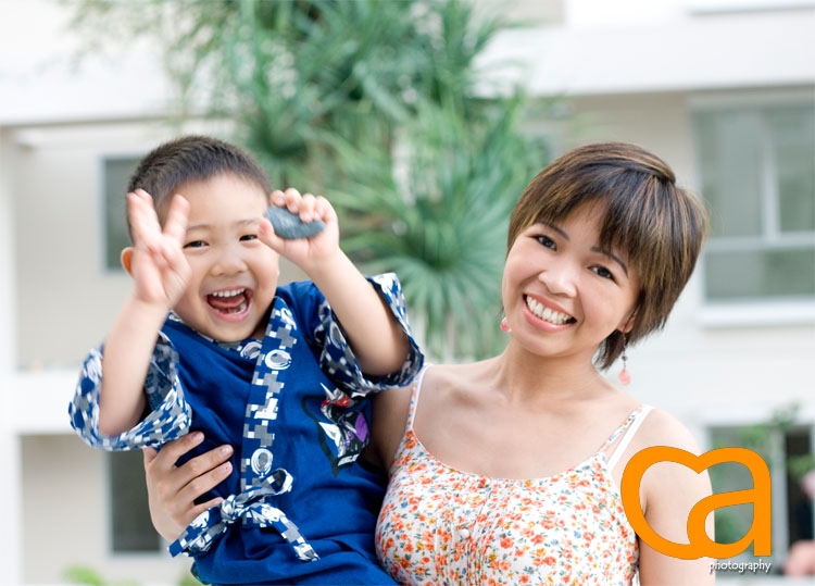 Iki and Shierly Kondo