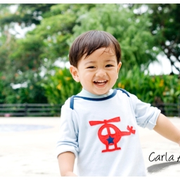 Little Max, 2 Years Old – Surabaya Children Photographer